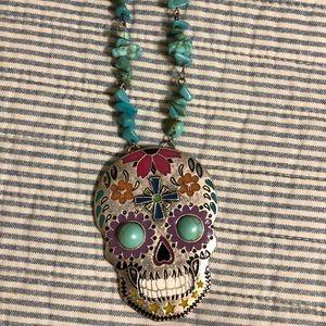 Jewelry - Sugar Skull Necklace